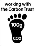 carbon footprint label