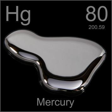 Mercury, fish and fabric
