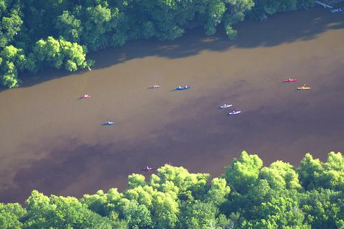 Brown River-