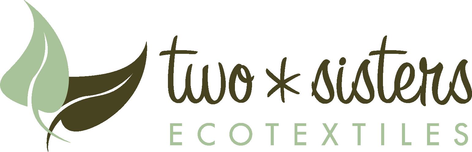 Two Sisters Ecotextiles Logo